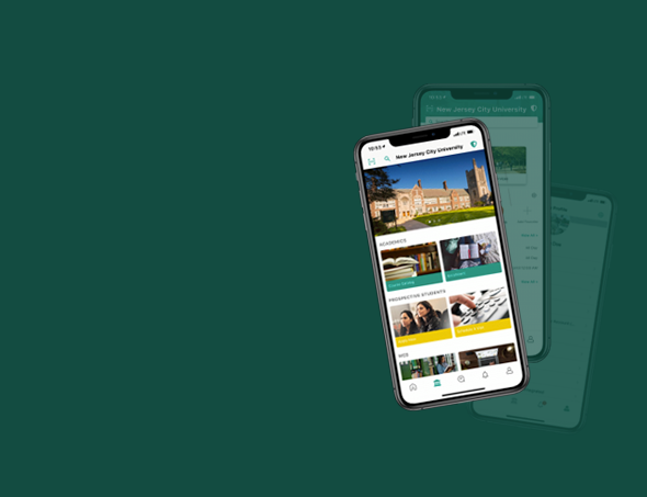 Download the NJCU Mobile App