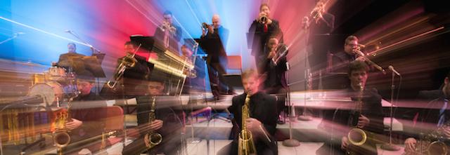 NJCU jazz band