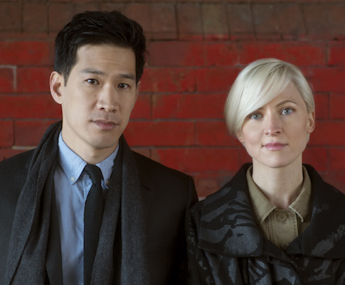 Sherng Lee Huang & Livia Ungur