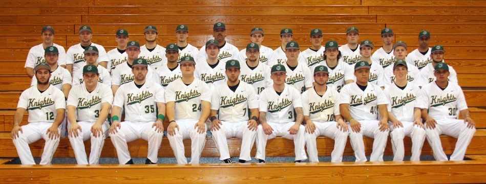 2015 NJCU baseball team