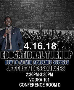 Educational Turnup Flyer