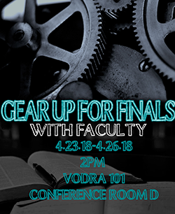 Gear Up Flyer
