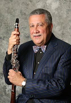 Paquito D'Rivera_ photograph by R. Andrew Leple