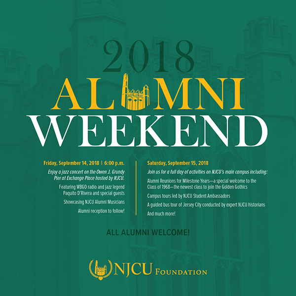 All Alumni Celebration with Class of 1968 and other milestone classes