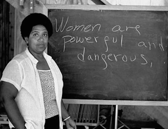 audre lorde photograph