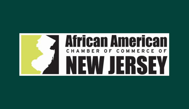 African American Chamber of Commerce NJ Banner
