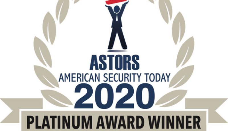 2020-Platinum NJCU Homeland Security Awards
