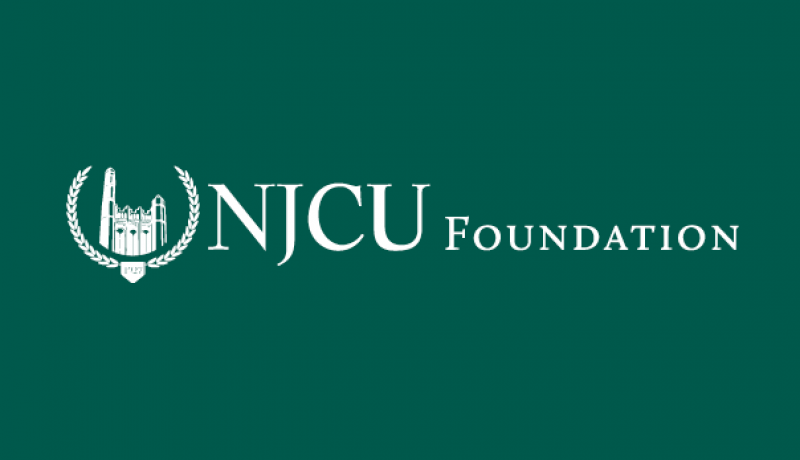 This is the logo for the New Jersey City University Foundation