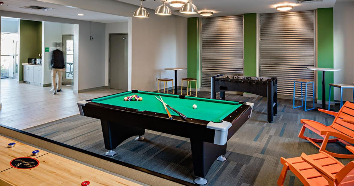 West Campus Game Room