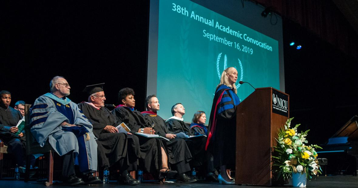 Sue Henderson Convocation 2019