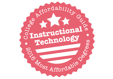 Affordable College Award for Instructional Technology