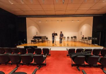 rossey hall ingalls recital hall