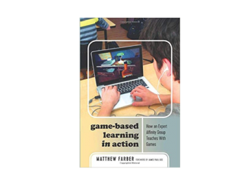 Book Cover: Game-based Learning in Action