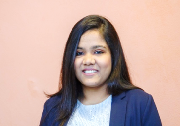 Bhavya Patel, Operations Assistant