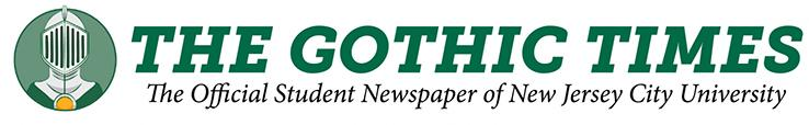 Gothic Times Newspaper Header