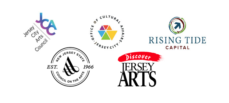 Logos of Various arts organizations