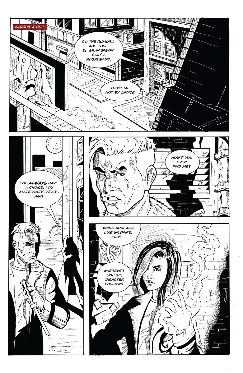 Onslaught Page 1