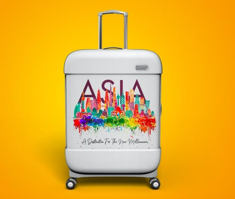 Customized Luggage Design