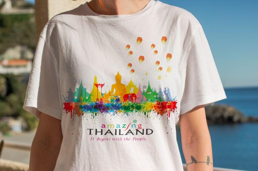 Thai T-Shirt Design