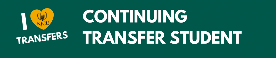 Continuing Transfer Banner