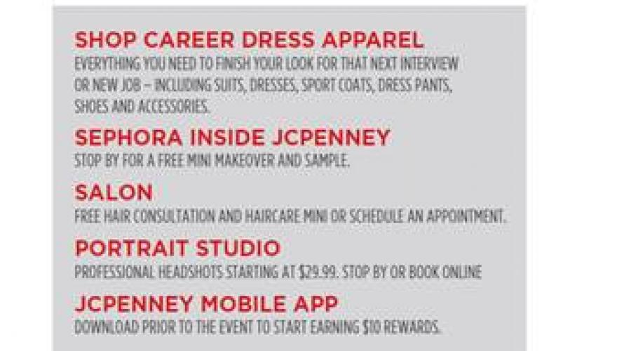 jc penney event graphic