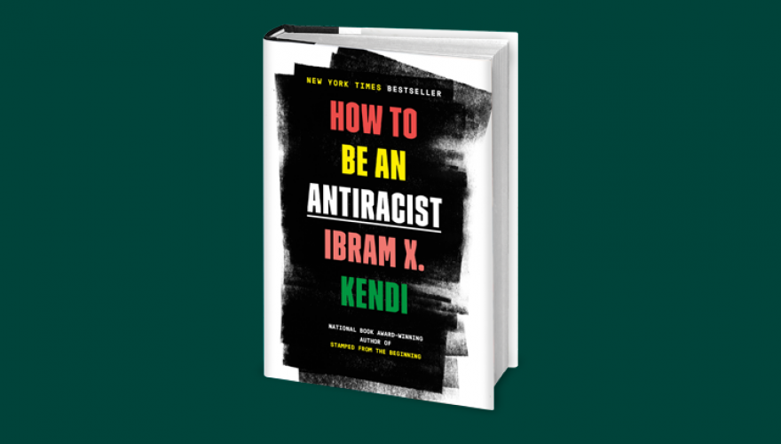 How to Be Antiracist Book