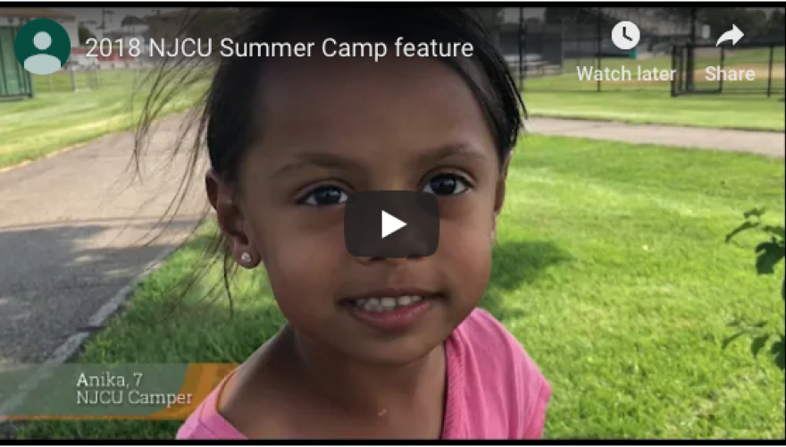 camps and community video