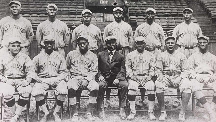 1916 St. Louis of the Negro Leagues