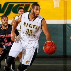 Sam Toney, NJAC Player of the Year, NJCU Gothic Knights Basketball standout,