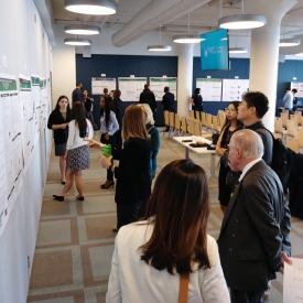 Students Shine at NJCU School of Business Third Annual Business Student Research Showcase