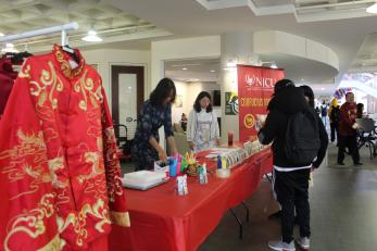 Chinese Costume Workshop