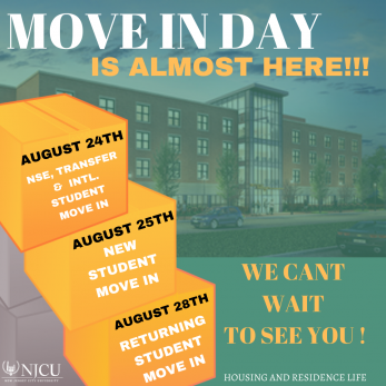 Move In Day image with Dates