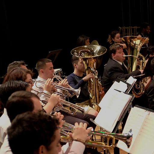 NJCU Symphony of Winds & Percussion